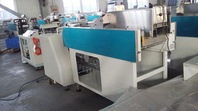 30-60 Bag / Min Noodles Packing Machine For Long Pasta And Spaghetti
