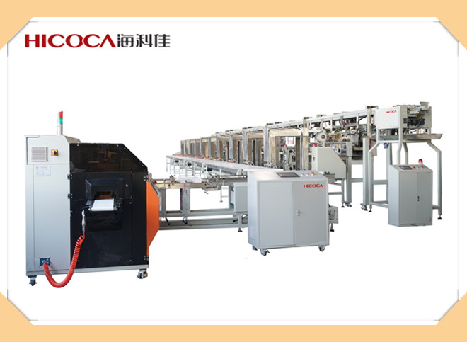 220V Automated Packing Machine / Automatic Food Packing Machine Saving Space