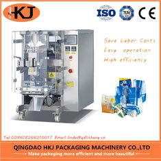 China Professional  Candy Packaging Machine , Granule Filling And Packaging Machine supplier