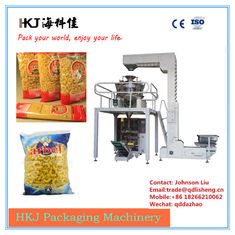 China Horizontal Noodle Packaging Machine For Macaroni Packaging Long Operating Life supplier