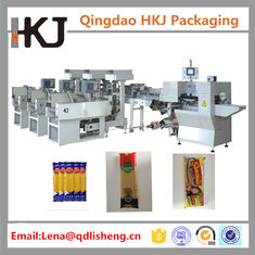 China 30-60 Bag / Min Noodles Packing Machine For Long Pasta And Spaghetti supplier