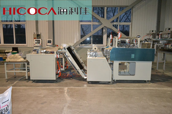 China 380V Spaghetti Packaging Machine High Tightness 200-260mm Noodle Thickness supplier