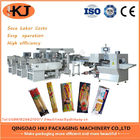 China Three Servo Motor Control Rice Noodle Machine Pillow Plastic Bag Packing Type factory