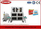 China 6~10 Bags / Min Automatic Bag Filling Machine With Servo Motors Controlling factory