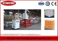 China 6.5Kw Box Palletizing Robot For Noodle Carton Packing Line Multi Functional factory