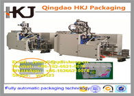 China Professional Automatic Bagging Machine / Plastic Bag Packaging Machine 220v 50-60HZ factory