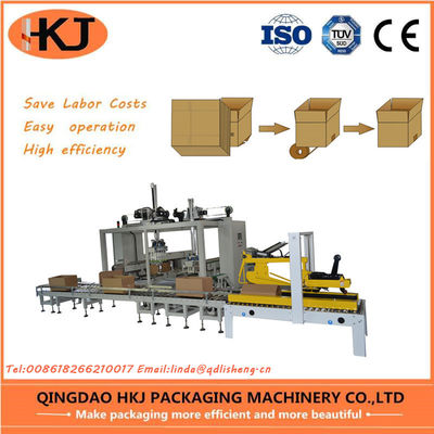 China PLC Controlled Automatic Box Filling Machine / Carton Packing Machine For Noodles distributor