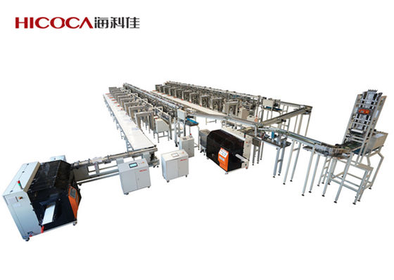 China High Speed Automatic Horizontal Packaging Machine ISO9001 Certificated distributor
