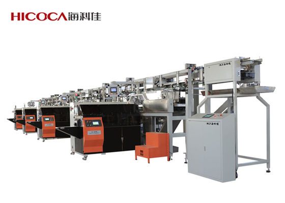 China Electric Driven Automated Packing Machine / Paste Packing Machine Saving Space distributor