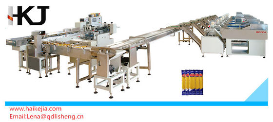 China Full Automatic Noodles Processing Machine 220V With Touch Screen factory
