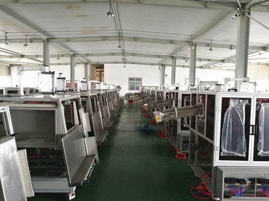 China Intelligent Automatic Bag Filling Machine For Food Products Easy To Clean distributor