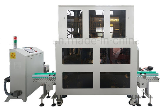 China Multi Functional Automatic Bag Filling Machine With Omron PLC And Touch Screen distributor