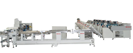 China Automatic Multiple Bundling Noodle / Pasta Packing Machine with M-Shape Bags distributor