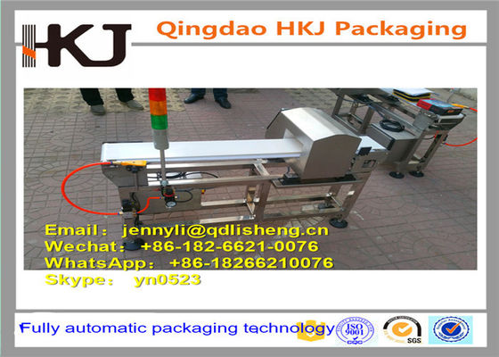 China Customized Size Food Metal Detector For Food Packaging / Manufacturing distributor