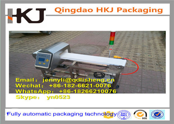 China High Speed Food Metal Detector Instrument / Bakery Metal Detector 220v 50-60hz distributor