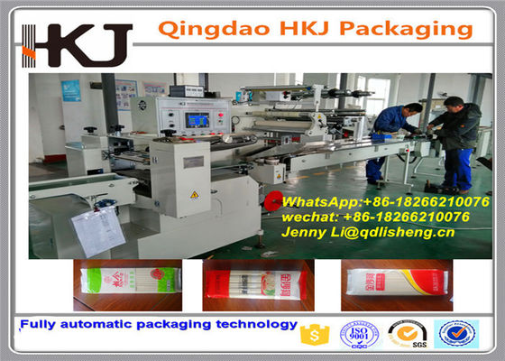 China Instant Noodle Cup Pack Shrink Wrap Packaging Machine PC Based Control High Speed distributor