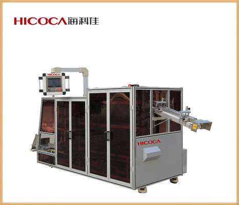 China Packaged Noodles Automatic Bag Filling Machine Flat Pocket Easy To Transport distributor