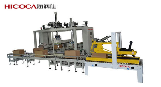 China Electric Driven Automatic Box Filling Machine With Filling Function Labor Saving distributor