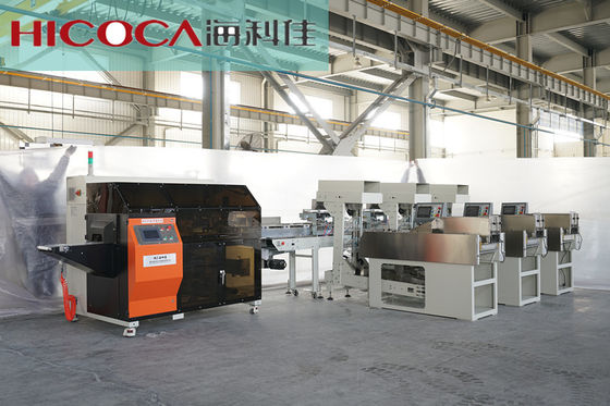 China Intelligent Horizontal Packaging Machine / Packing Machine For Food Products factory