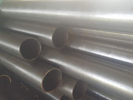 China Cold Drawn Carbon Steel Precision Seamless Steel Pipe Thick Wall For Bending factory
