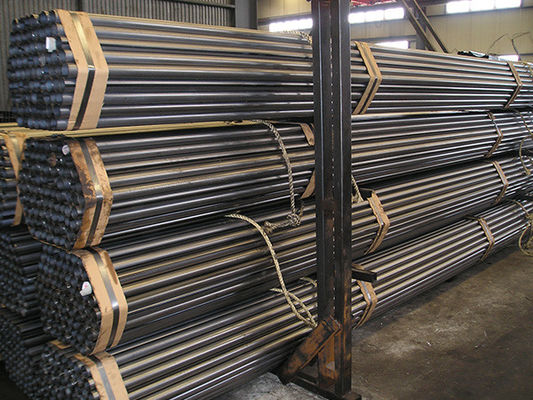 China Medical Equipment Precision Seamless Steel Pipe / Low Carbon Steel Pipe distributor
