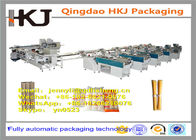 Multi Function Pillow Bag Packaging Machine For Food Stainless Steel Material