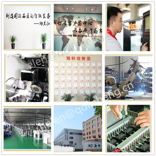 Heat Shrinkable Film Vegetable, Food, Books  Packaging Machine With PLC Touch Screen